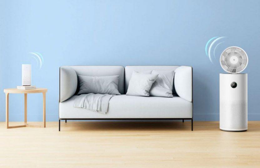 Xiaomi lanza un nuevo purificador capaz de generar una brisa de aire fresco en casa. Noticias Xiaomi Adictos