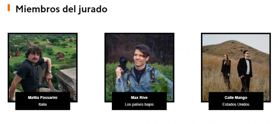 Jurado Xiaomi Imagery Awards 2021