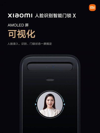Xiaomi lanza su mejor cerradura inteligente: cuenta con hasta pantalla AMOLED. Noticias Xiaomi Adictos