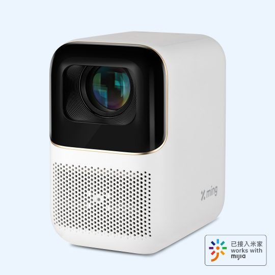 Xiaomi pone a la venta un pequeño proyector FHD con HDR10 y soporte para Mi Home