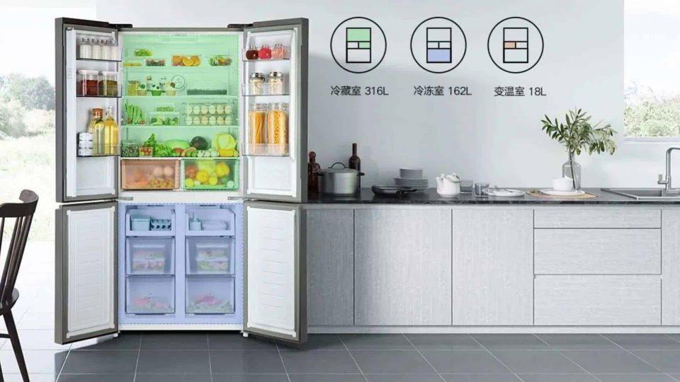 Nevera Inteligente Xiaomi Mijia - 7 cajones independientes